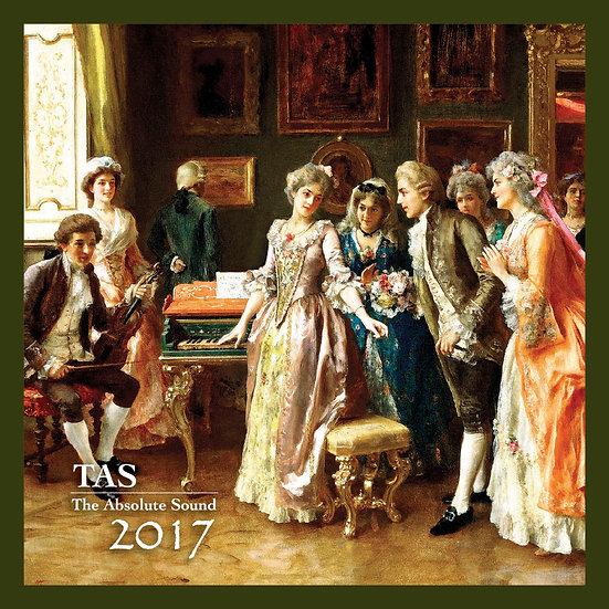 絕對的聲音TAS2017 (限量Vinyl LP)
