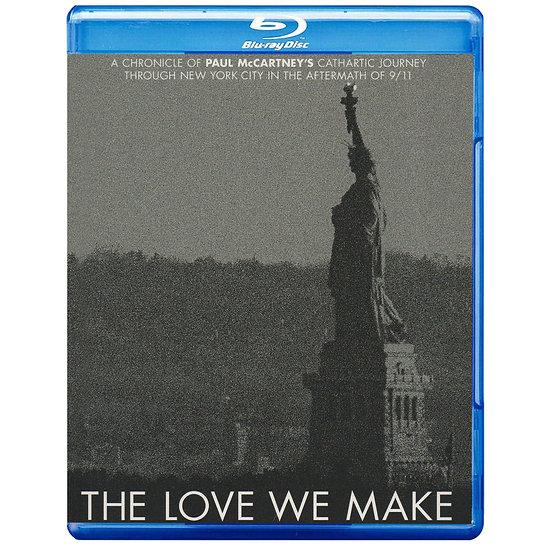 保羅麥卡尼:我們創作的愛 Paul McCartney: The Love We Make (藍光Blu-ray) 【Evosound】