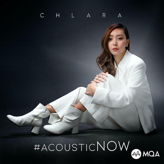 卡兒:原音進行式 Chlara: #acousticNOW (MQA CD) 【Evosound】