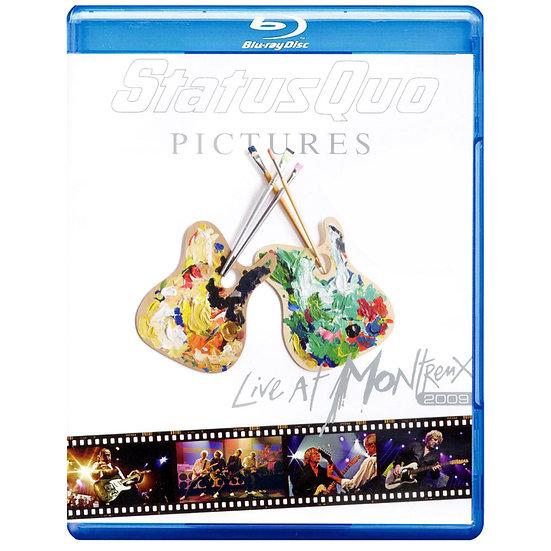 現狀樂團:圖像2009蒙特勒現場演唱會 (藍光Blu-ray) 【Evosound】