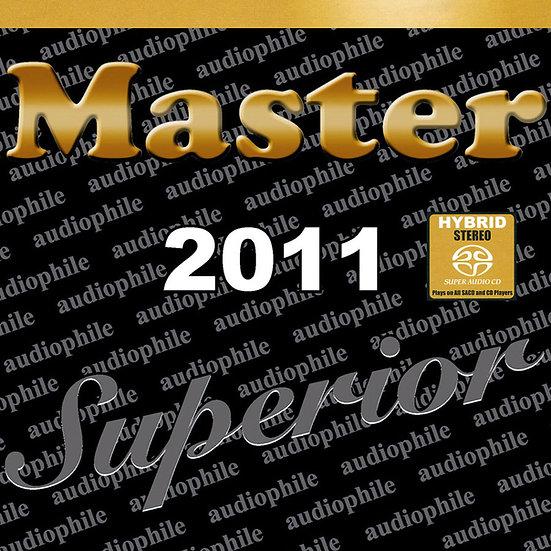 黑色發燒碟 Master Superior Audiophile 2011 (SACD) 【Master】