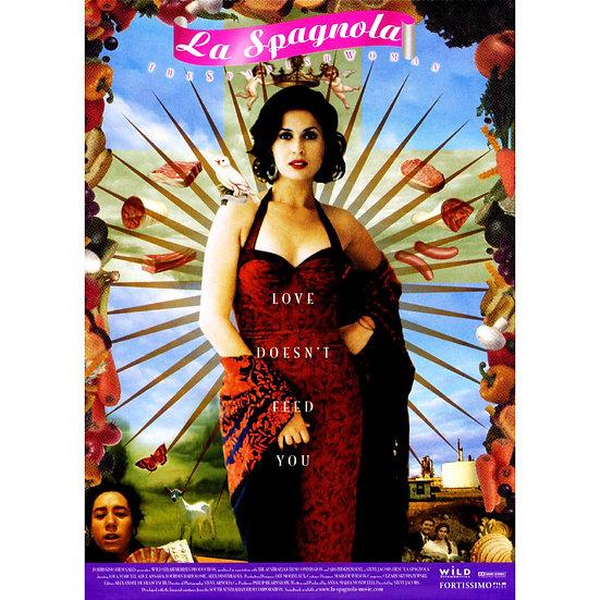 我的媽媽跳起來 La Spagnola (DVD)