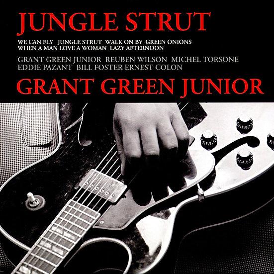 Grant Green Jr.: Jungle Strut (紙盒版CD) 【Venus】
