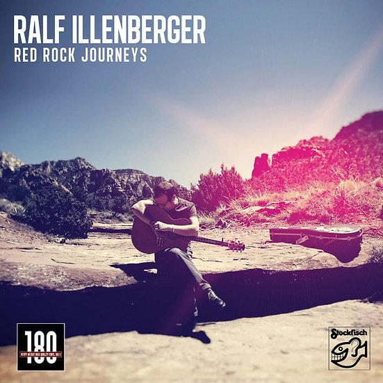 勞夫.伊廉貝格:紅土旅程 Ralf Illenberger: Red Rock Journeys (Vinyl LP) 【Stockfisch】