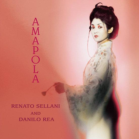雷納托.塞拉尼&丹尼洛.雷依:小罌粟花 Renato Sellani & Danilo Rea Duo: Amapola (CD) 【Venus】