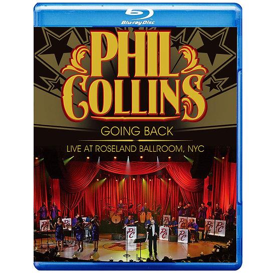 菲爾.柯林斯:「重返榮耀」紐約演唱會 (藍光Blu-ray) 【Evosound】