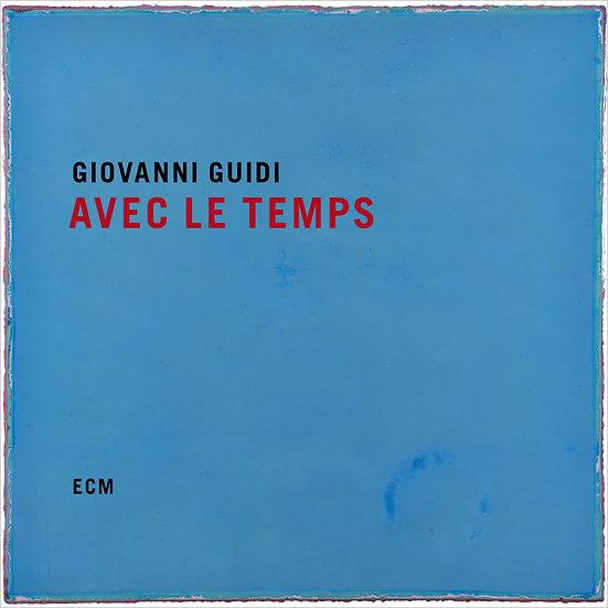 喬瓦尼.圭迪 Giovanni Guidi: Avec Le Temps (CD) 【ECM】