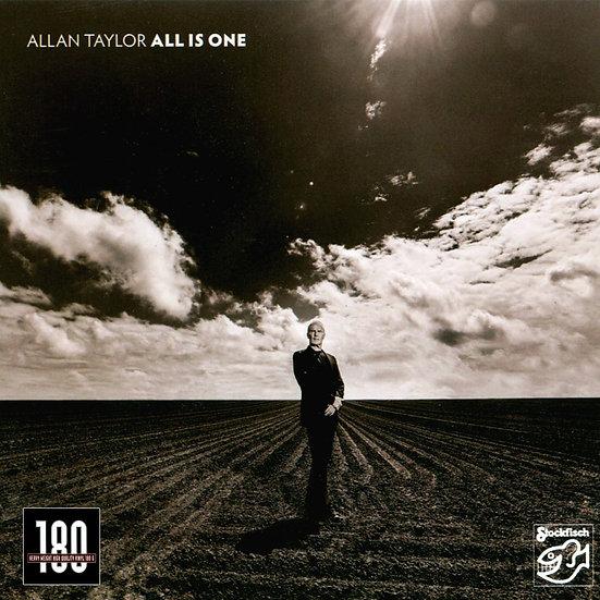 亞倫.泰勒:合而為一 Allen Taylor: All Is One (Vinyl LP) 【Stockfisch】