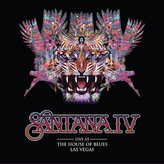 聖塔納樂團:藍調之家演唱會 (2CD+DVD) 【Evosound】