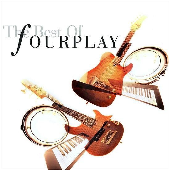 爵士四人行:名曲精選輯(2020高解析版) Best Of Fourplay (2020 Remastered) (Vinyl LP)【Evosound】