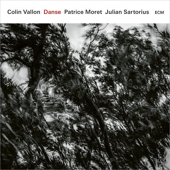 科林.瓦倫三重奏:舞蹈 Colin Vallon Trio: Danse (CD) 【ECM】