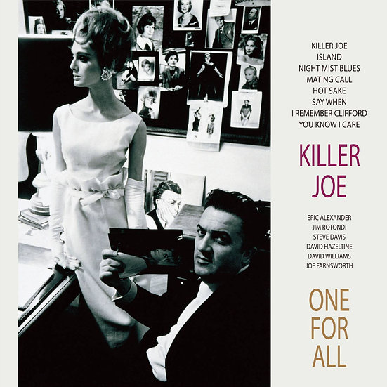 「我為人人」樂團:殺手喬 One For All: Killer Joe (CD) 【Venus】