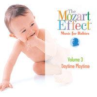 莫札特效應 嬰兒系列Vol. 3 - 日間聆聽系列 Mozart Effects Vol. 3 (CD) 【Evosound】