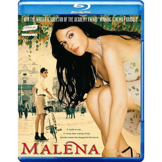 真愛伴我行 Malena (藍光Blu-ray)