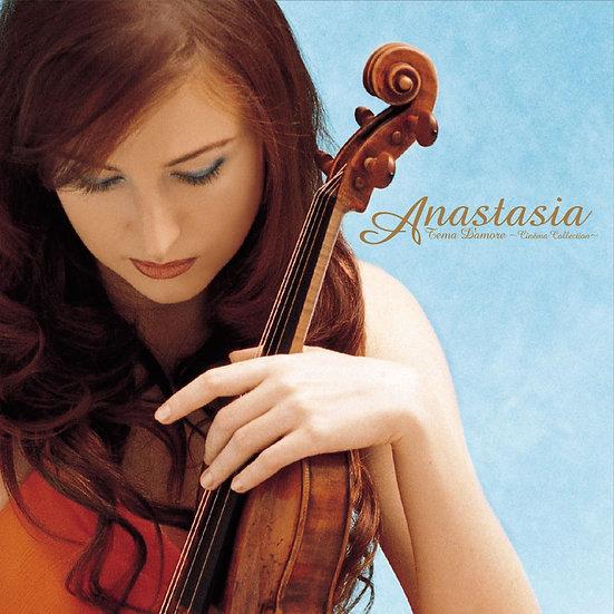 安娜斯塔西亞:電影琴深 Anastasia: Tema D'amore ~Cinéma Collection~ (CD)【King Records】