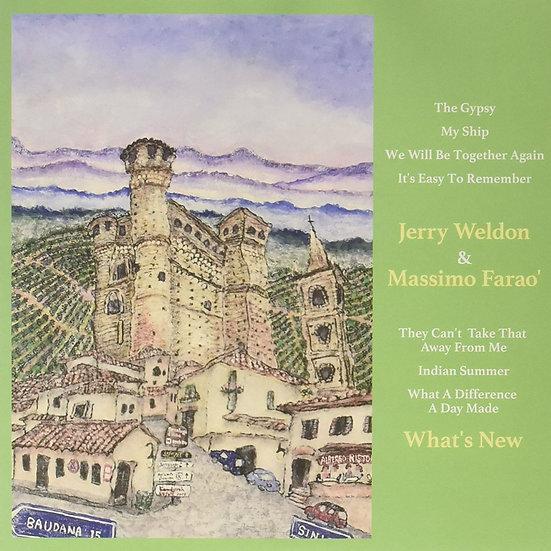 傑里.威爾登與馬斯莫.法羅:有什麼新鮮事? (Vinyl LP) 【Venus】
