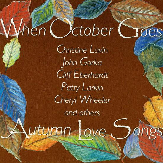碎夢大街 When October Goes Autumn Love Songs (CD)