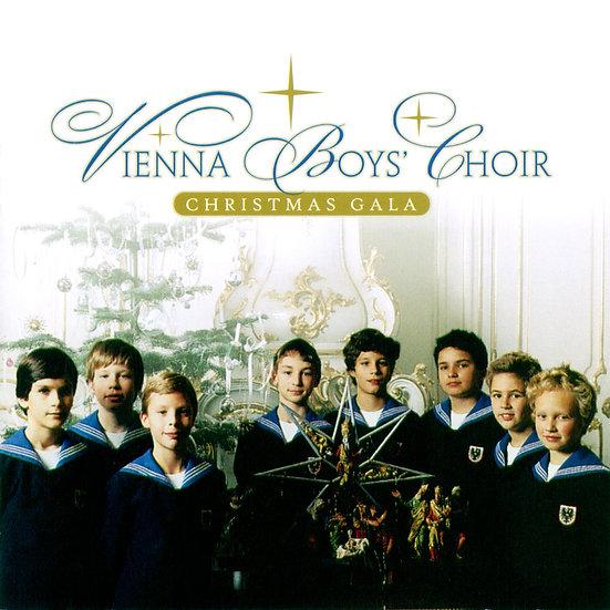 維也納少年合唱團:~聖誕饗宴~ Vienna Boys' Choir: Christmas Gala (CD) 【Evosound】
