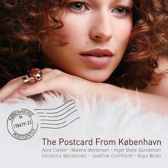 原味女人3 來自哥本哈根的明信片 The Postcard From Kobenhavn (CD)