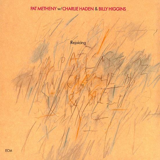 派特.麥席尼 Pat Metheny: Rejoicing (CD) 【ECM】