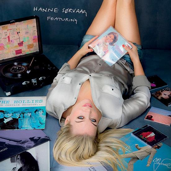 漢娜.莎沃格:友情邀約 Hanne Sørvaag: Featuring (CD)