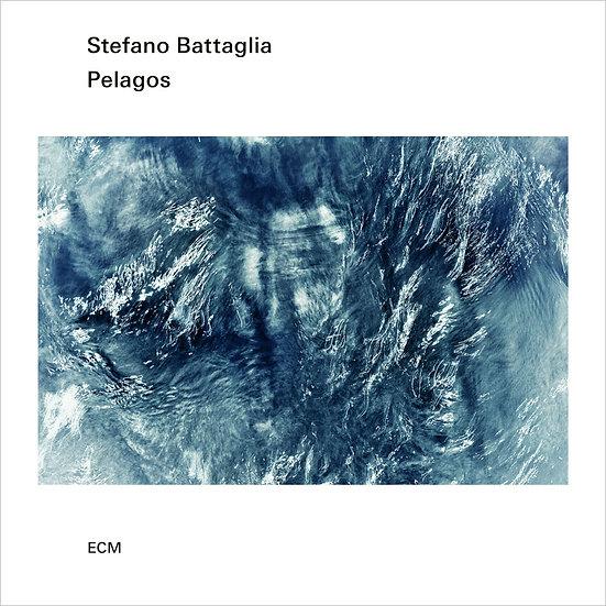 斯特凡諾.巴塔利亞 Stefano Battaglia: Pelagos (2CD) 【ECM】