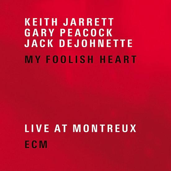 奇斯.傑瑞特三重奏:我愚蠢的心 Keith Jarrett Trio: My Foolish Heart (2CD)【ECM】