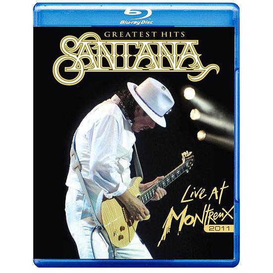聖塔納樂團:2011年蒙特勒演唱會 Santana: Live at Montreux 2011 (藍光Blu-ray) 【Evosound】