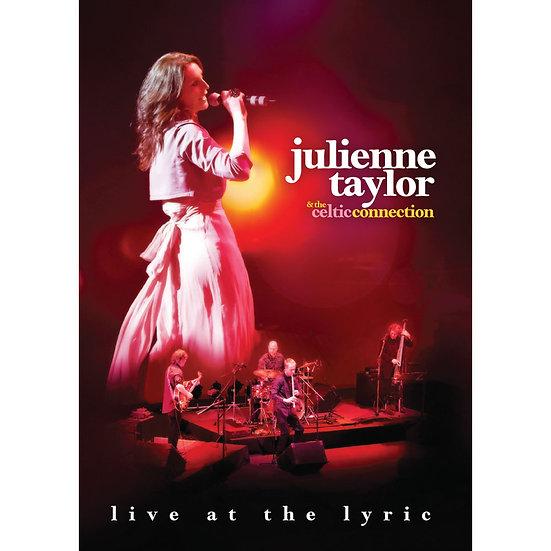 茱麗安妮.泰勒:感動Live版 Julienne Taylor: Live at the Lyric (DVD) 【Evosound】