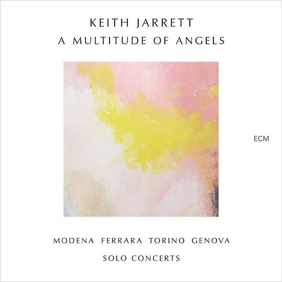 奇斯.傑瑞特:天使之眾 Keith Jarrett: A Multitude of Angels (4CD) 【ECM】