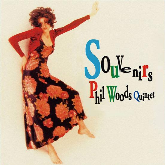 菲爾.伍茲四重奏:紀念物 Phil Woods: Souvenirs (CD) 【Venus】
