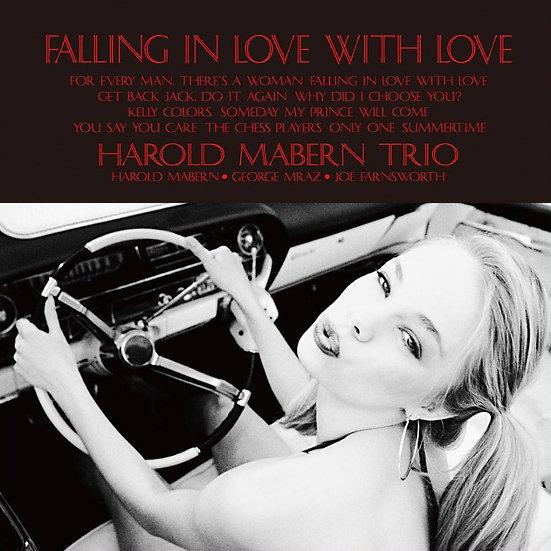 哈羅德.馬本三重奏:為愛而愛 Harold Mabern Trio: Falling In Love With Love (CD) 【Venus】