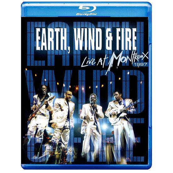 地球風與火樂團:蒙特勒現場演唱會1997 (藍光Blu-ray) 【Evosound】