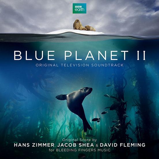 漢斯.季默:藍色星球2  (CD) 【Silva Screen】