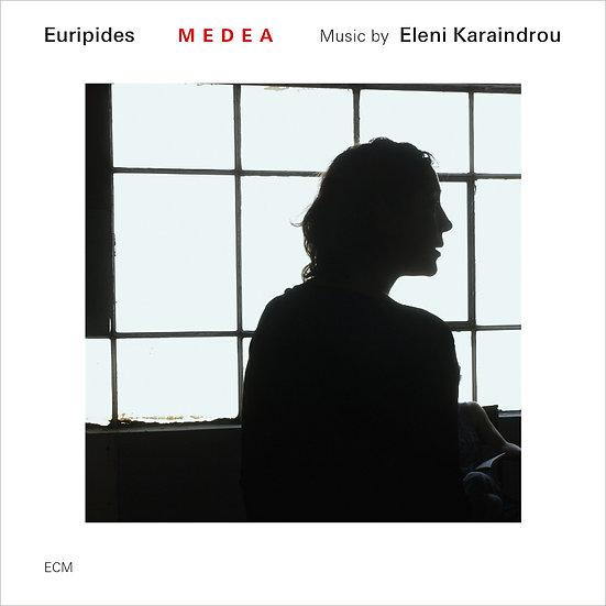 伊蓮妮.卡蘭卓:美狄亞 Eleni Karaindrou: Medea (CD) 【ECM】