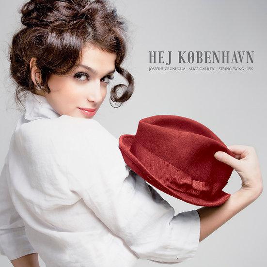 哈囉!哥本哈根 我的愛情在童話裡 V.A.: Hej København (CD)
