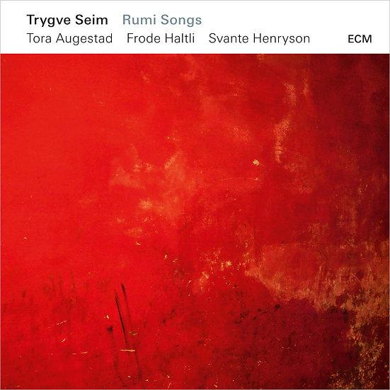 特里夫.塞姆:魯米詩歌 Trygve Seim: Rumi Songs (CD) 【ECM】