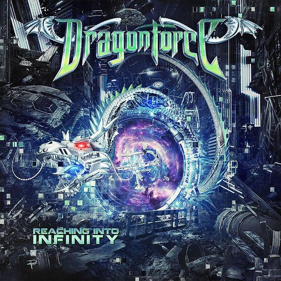 龍族悍將:無限境界 Dragonforce: Reaching Into Infinity (CD+DVD) 【Evosound】