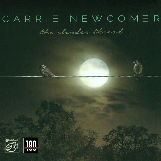 凱莉.紐康莫:細長的線 Carrie Newcomer: The Slender Thread (45 RPM - 2Vinyl LP)【Stockfisch】