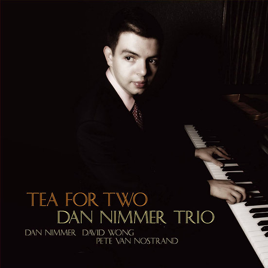 丹.尼默三重奏:鴛鴦茶 Dan Nimmer Trio: Tea For Two (CD) 【Venus】