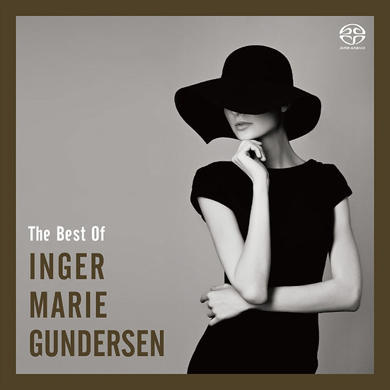 英格.瑪麗岡德森最精選 The Best Of Inger Marie Gundersen (SACD)