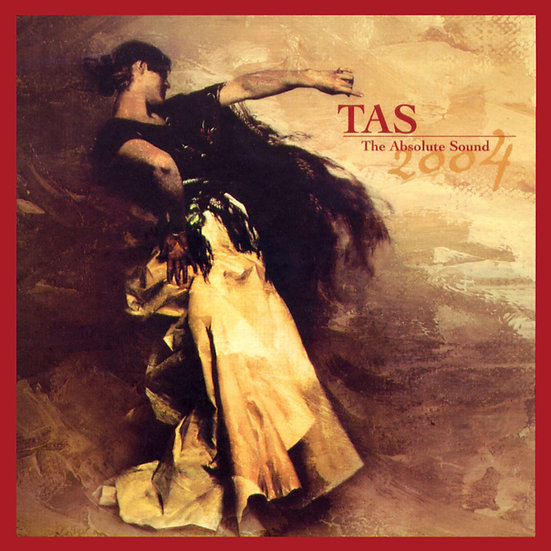 絕對的聲音TAS2004 (限量Vinyl LP)