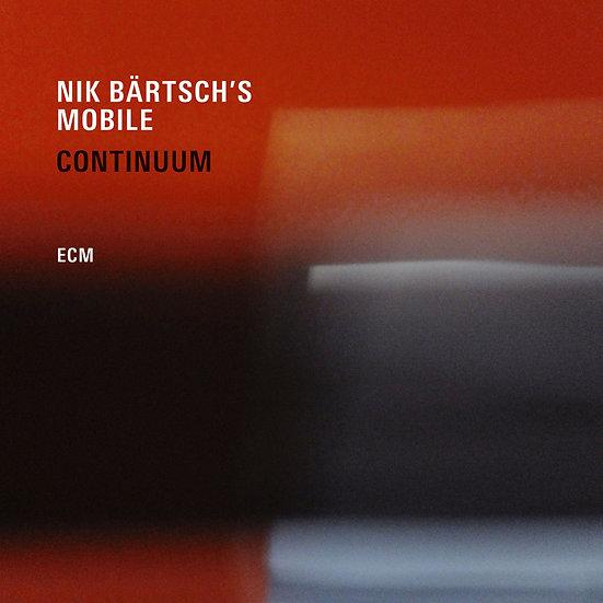 聶.巴奇浪人樂團 Nik Bärtsch's Mobile: Continuum (CD) 【ECM】