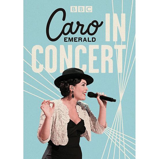 卡蘿.艾默洛:BBC現場演唱會 Caro Emerald: In Concert (DVD) 【Evosound】