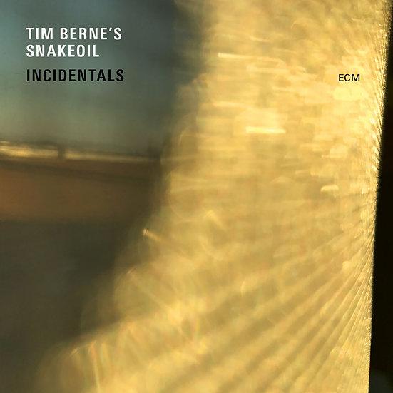 提姆.伯恩之蛇油樂隊 Tim Berne's Snakeoil: Incidentals (CD) 【ECM】