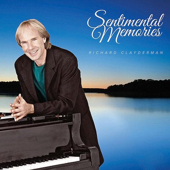 理查.克萊德門:感性的回憶 Richard Clayderman: Sentimental Memories (2CD) 【Evosound】