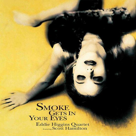 艾迪希金斯四重奏&史考特漢彌頓:煙霧瀰漫你的眼 (Vinyl LP) 【Venus】
