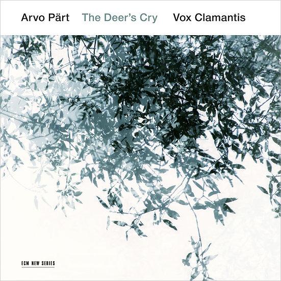 阿爾沃.帕爾特 Arvo Pärt: The Deer's Cry (CD) 【ECM】