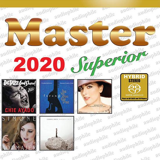 Master發燒碟2020 Master Superior Audiophile 2020 (SACD) 【Master】