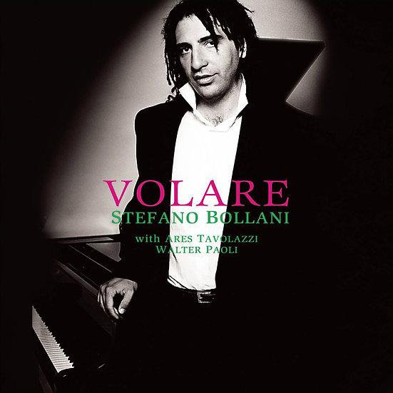 史帝法諾.柏那尼三重奏:飛翔 Stefano Bollani Trio: Volare (CD) 【Venus】